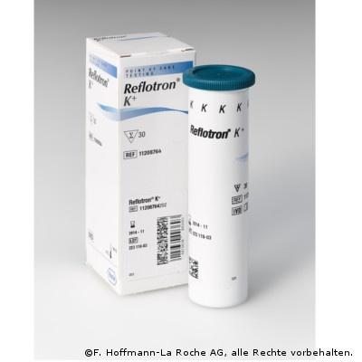 Reflotron® K+ (Kalium) 30 Test/ Pack
