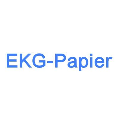 EKG-Papier