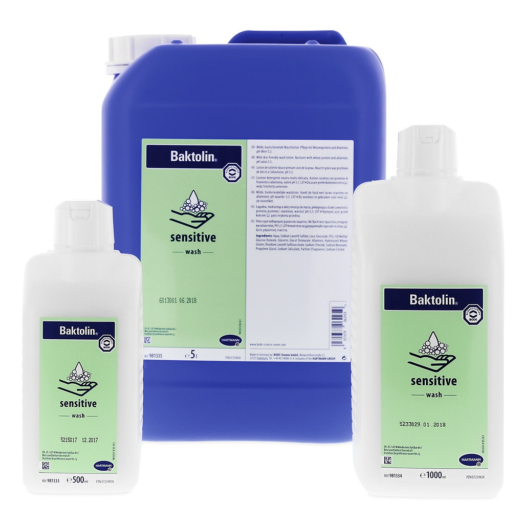 Baktolin® sensitive Waschlotion 1 Liter