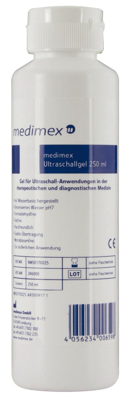Ultraschall Gel 250 ml
