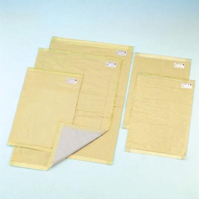 Krankenunterlagen 40x60 cm, 6-lagig, gelb, 400 St./Kt.
