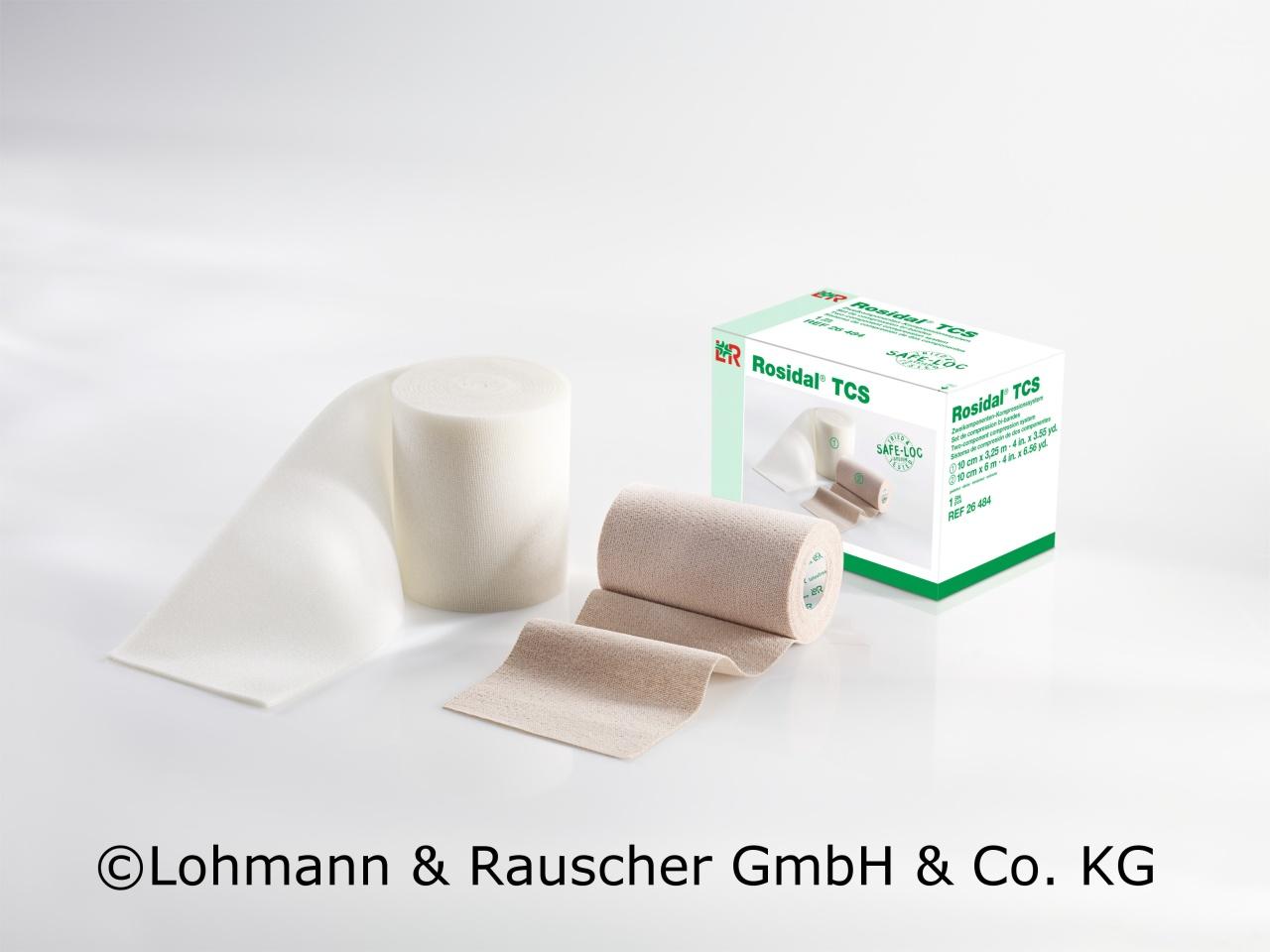 Rosidal® TCS, 10 cm, je 6 Stück pro Pack