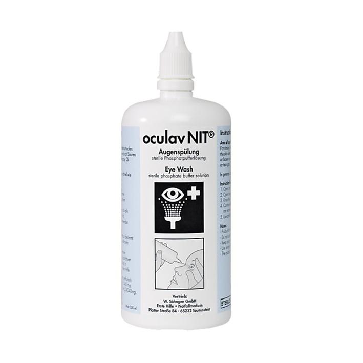 Augen-Sofortspülung, oculav NIT®, 250 ml